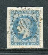 Superbe N° 29 Cachet GC 5055 Philippeville Algérie - 1863-1870 Napoléon III. Laure