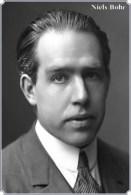 NOBEL PRIZE WINNERS Niels Bohr Stamped Card 0951-3 - Premio Nobel