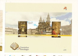 Portugal  ** & Caminhos De Santiago, Catedral De São Tiago De Compostela 2015 (1) - Chiese E Cattedrali