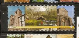 Portugal  ** & Caminhos De Santiago, Porto E São Pedro De Rates 2015 (2) - 1910 - ... Repubblica