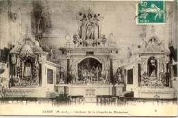 Jarzé - Interieur De La Chapelle De Montplacé - Unclassified