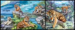nig15221ab Niger 2015 Tiger 2 s/s