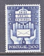 PORTUGAL  714   * - 1910-... Republic