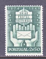 PORTUGAL  715   * - 1910-... Republic
