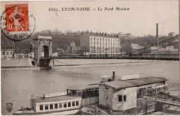 Lyon Vaise Le Pont Mouton - Lyon