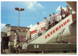 (543) Avion (Germany) Berlin Interflug - 1946-....: Moderne