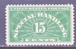 U.S. Q E 2   * - Parcel Post & Special Handling