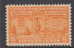 U.S. E 16  *  PERF 11 X 10 1/2  1931  Issue  MOTORCYCLE - Special Delivery, Registration & Certified