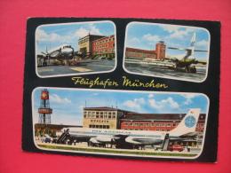 Flughafen Munchen - Aérodromes