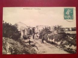 51 Marne  BETHENIVILLE Grand'Rue - Bétheniville