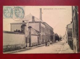 51 Marne  BETHENIVILLE Rue Du Neufbourg - Bétheniville