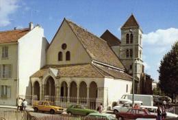 [94] Val De Marne> Saint Maur Des Fosses L Eglise Saint Nicolas - Saint Maur Des Fosses