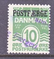 DENMARK  Q 1  (o) - Parcel Post