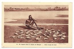 AU LOGONE DANS LA REGION DE BONGOR, DEUX COUP DE FUSIL - Tchad, Afrique  - Braun & Cie, Editeurs..