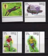 Tajikistan 2004.100 Y.FIFA. Soccer,football.MNH - Tadjikistan