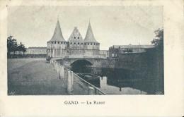 Gand.  -   Le Rabot;  1900  -  Prachtige Kaart - Gent