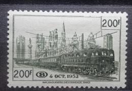 BELGIE   Spoorweg 1953   TR  334      Postfris **       CW  220,00