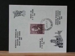 52/620     OBL.  BELGE  ANSEELE - 1951-60