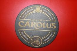 SOUS BOCKS Gouden Carolus - Beer Mats