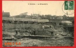 Eslettes - La Briqueterie - Usine - Briques - Ouvriers - Altri Comuni
