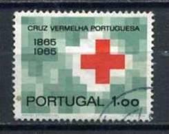 N°968 - Croix Rouge - Usado
