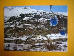 Cpm  VILLENEUVE LA SALLE  -  LE BEZ  -  SERRE CHAVALIER  -  05  -  Les Joies Du Ski  - Hautes Alpes - Serre Chevalier