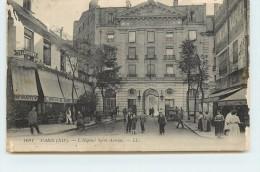PARIS - L'Hôpital Saint Antoine. (carte Vendue En L'état) - Arrondissement: 12