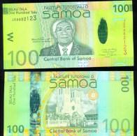 WESTERN SAMOA * 100 TALA * P 42 YEAR 2008 * UNC BANKNOTE - Samoa