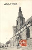 60 - NANTEUIL LE HAUDOUIN - L'Eglise (XIe Et XIIe Siècles) - Nanteuil-le-Haudouin