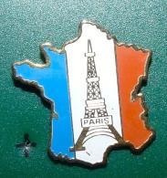 VILLE PARIS TOUR EIFFEIL - Steden