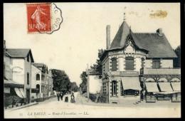 Cpa  Du 44 La Baule Route D' Escoublac  AG15 24 - La Baule-Escoublac
