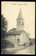 Cpa  Du 38 Four Quartier De L' église   AG15 24 - Non Classés
