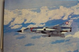 MIRAGE 3 S   SUISSE AIR FORCE - 1946-....: Ere Moderne