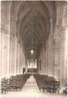 Dépt 79 - SAINT-JOUIN-DE-MARNES - L'Église Abbatiale (XIè-XIIè Siècle) - La Nef Principale - (CPSM 10,4 X 15 Cm) - Saint Jouin De Marnes