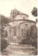 Dépt 79 - SAINT-JOUIN-DE-MARNES - L'Église Abbatiale (XIè-XIIè Siècle) - Le Chevet - (CPSM 10,4 X 15 Cm) - Saint Jouin De Marnes