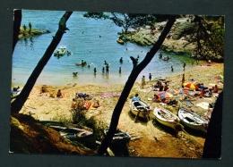 SPAIN  -  Cala Sa Cova  Used Postcard As Scans - Other
