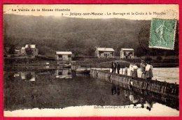 08 JOIGNY-sur-MEUSE - Le Barrage Et La Croix à La Mouche - France