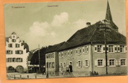 Friesenheim Haupstrasse 1910 Postcard - Autres