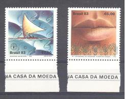 Michel #  2000 - 01 **   Brasil 83 - Brésil