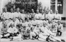 Carte Photo - Caserne Chombart De Lauwe -81ème Régiment D'Infanterie - Montpellier 84 - Régiments
