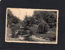 53679     Belgio,    Marchienne-au-Pont,  Vue Interieure Du  Parc,  VG  1951 - Charleroi