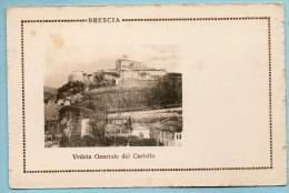 Brescia - Veduta Generale Del Castello - Brescia