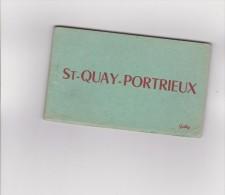 Côtes D ' Armor :  ST  QUAY - PORTRIEUX : Carnet   Complet  De  Chez  Gaby 10  Vues - Saint-Quay-Portrieux