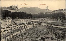 06 - NICE - Paillon - Séchage Du Linge - Autres
