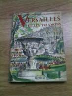 Livre  VERSAILLES  Et Les  Trianons  De Bordas - G.  Barret - Livres, BD, Revues