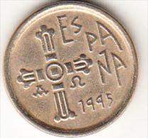 ESPAÑA 1995. 5 PESETAS.ASTURIAS   NUEVA SIN CIRCULAR.CN4332 - [ 5] 1949-… : Royaume
