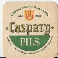 Sous-bocks: Caspary Pils - Sous-bocks