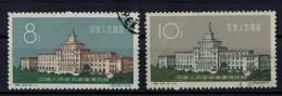 "VR China 1961 ""Militärmuseum"",  MiNr. 604+605Zustand: Gut - 1949 - ... Volksrepublik"