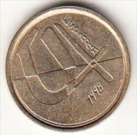 ESPAÑA 1998. 5 PESETAS.NUEVA SIN CIRCULAR.CN4332 - 5 Pesetas