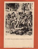 08 SEDAN - MASSACRE DES HABITANTS DE BAZEILLES PAR LES BAVAROIS ( 1870 ) - Sedan